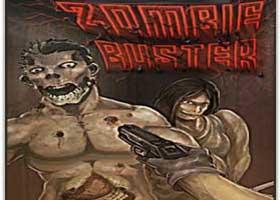 بازی جدید و ترسناک Zombie Buster