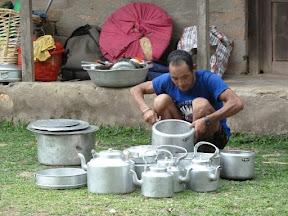 La cuisine ambulante