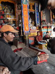 Monastère bouddhiste de Prok