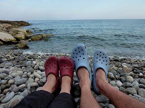 On a marché sur la mer