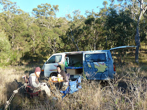 Camping, Lamington National Park