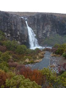 Cascade à Tongariro