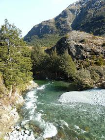 Greenstone river... la bien nommée !