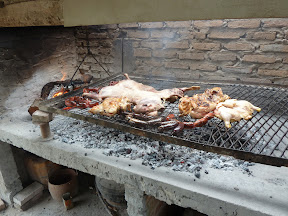 Parilla (barbecue à la mode argentine)