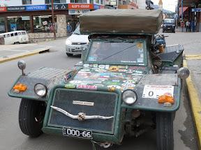 Le buggy voyageur