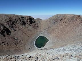Le plus haut lac du monde