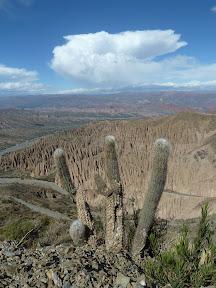 Quebrada El Sillar