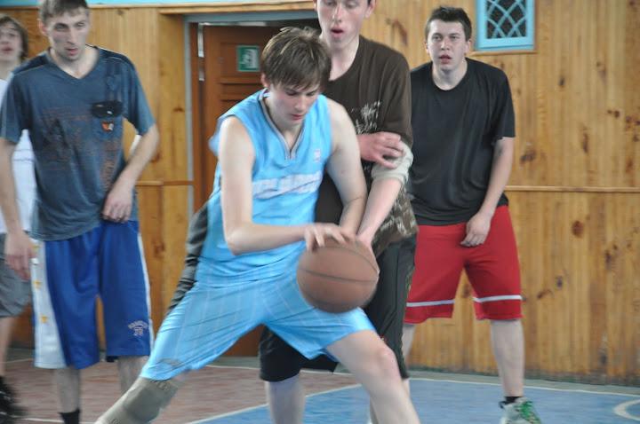 Менські баскетболісти вибороли срібло