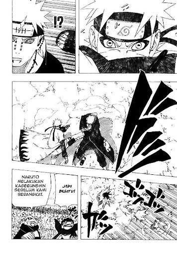 Naruto 433 page 8