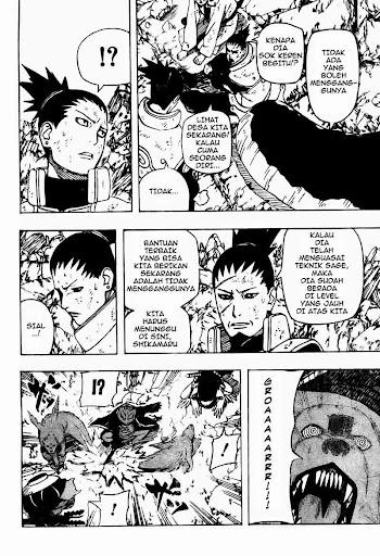 Naruto 432 page 9