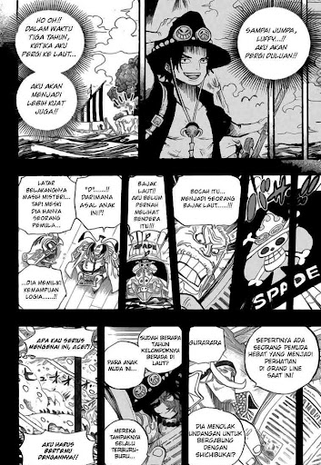 One Piece 552 page 05