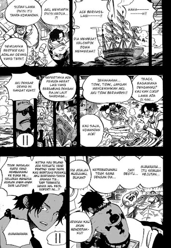 One Piece 552 page 12