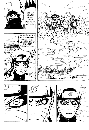 Naruto Chapter awal page 6