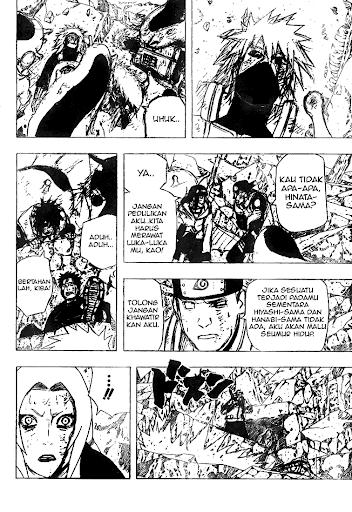 Komik Naruto Gratis page 8