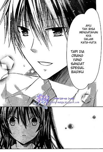 Loading Manga XX Me! 21 Page 8