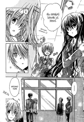Loading Manga XX Me! 21 Page 13