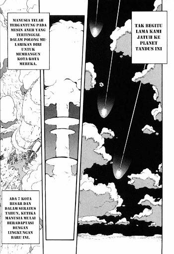 Trigun page 1