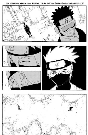 Manga Naruto : kakashi gaiden 4 2