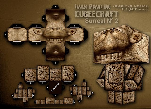 Cubeecraft Iván Pawluk (Surereal N° 2 )