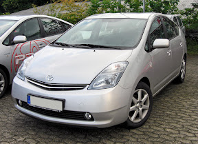 A Toyota Prius