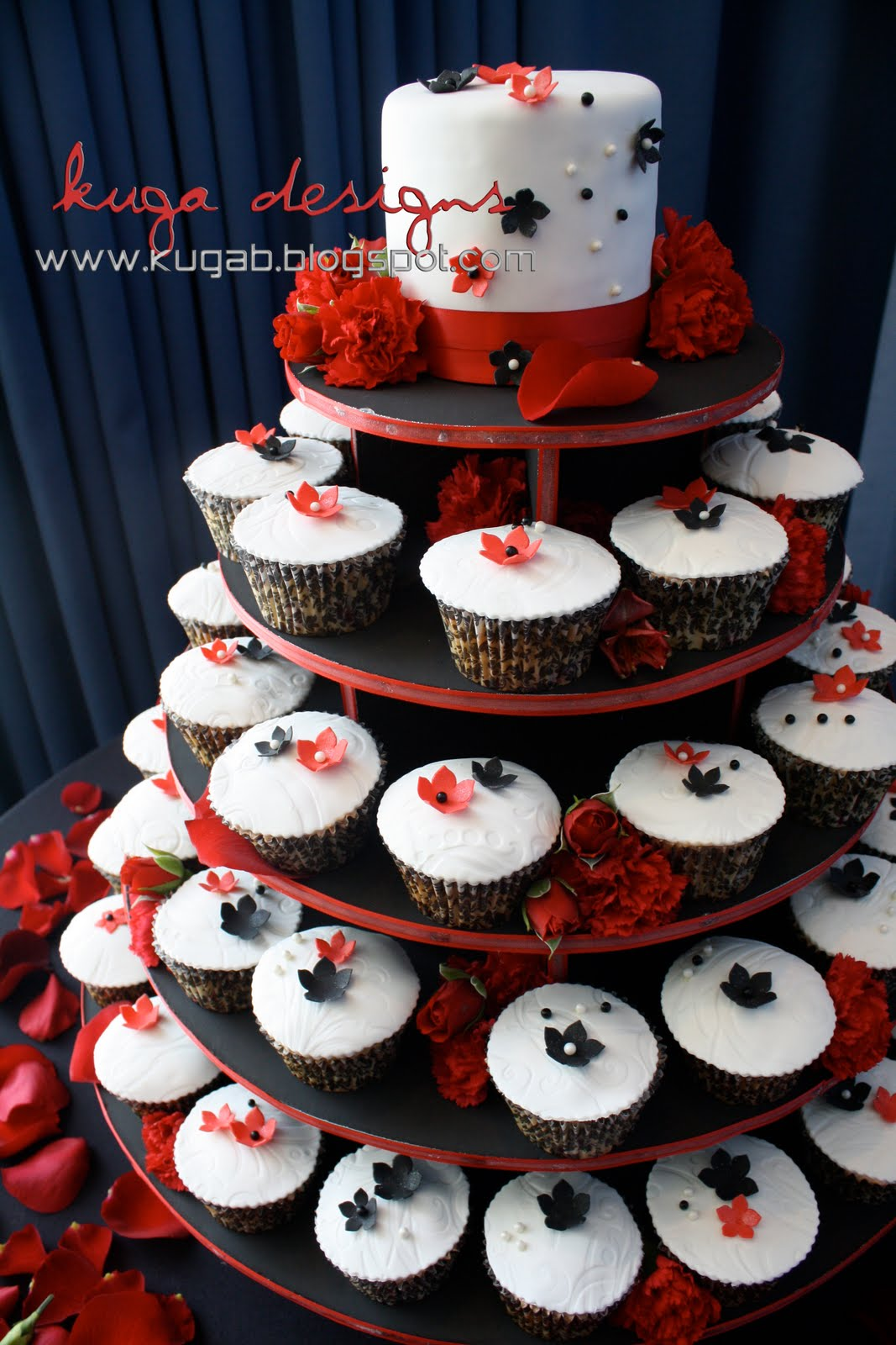 Red And Black Wedding Themes The Best Flowers Ideas