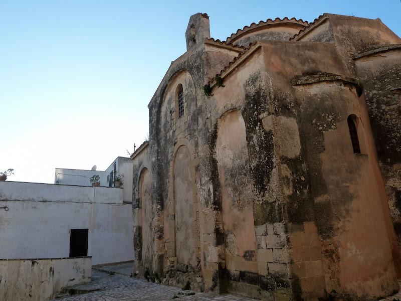 Die Kirche San Pietro in Otranto (Apulien)