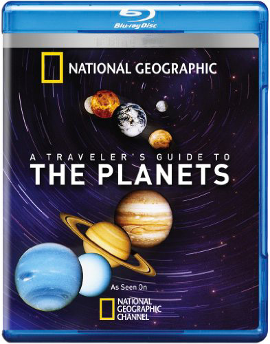 Przewodnik Po Planetach / A Traveler's Guide To The Planets (2010) PL.TVRip.x264 / Lektor PL