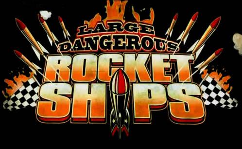 Zr�b Sobie Rakiet� / Large Dangerous Rocket Ships (2011) PL.TVRip.XviD