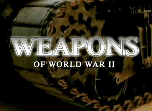 Bro? II Wojny �wiatowej / Weapons Of World War 2 (2003) PL.TVRip.XviD