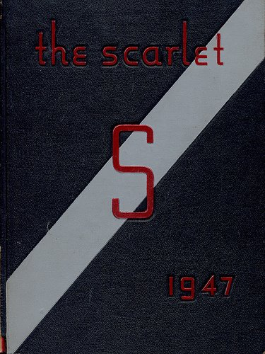 vintage yearbook covers