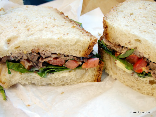 donatello sandwich