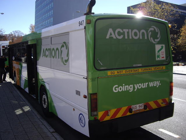 action bus