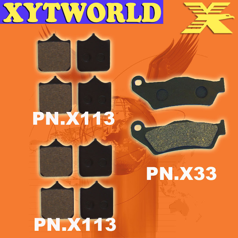 Front-Rear-Brake-Pads-KTM-SMC950-SMC-950-Sup-2005-2006
