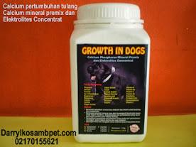 Calcium anjing,Calcium breeding anjing,calcium anak anjing,Calcium pertumbuhan tulang anak anjing