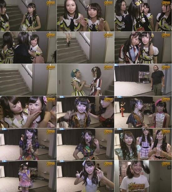 (TV-Variety)(720p) YNN [NMB48チャンネル] NMB48 Tour 2014 In Summer 横浜9/30 舞台裏 141105