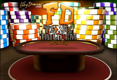 FDPoker - First Menu