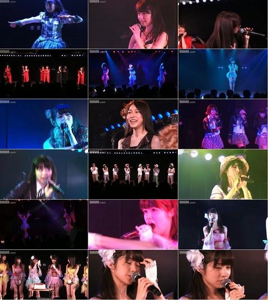 "(LIVE)(公演) AKB48 チーム4 ""アイドルの夜明け"" 岩立沙穂の生誕祭 141009 & 141002"