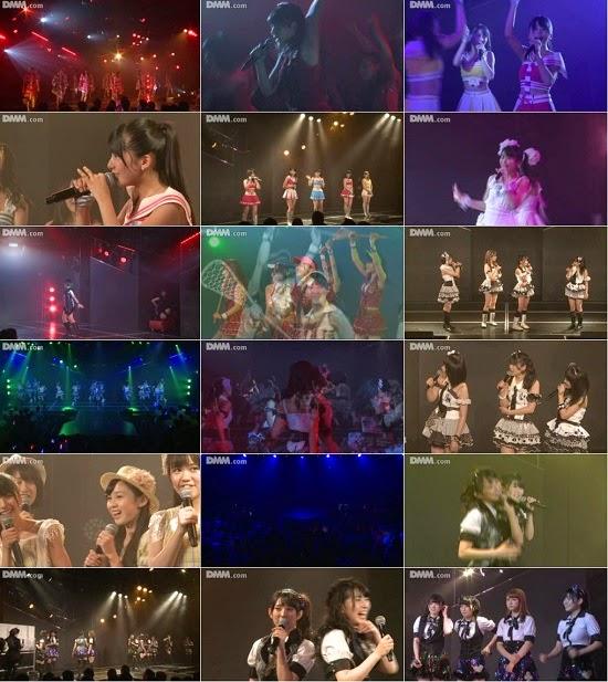 "(LIVE)(公演) HKT48 チームKIV ""シアターの女神"" 公演 140905 & 140911"