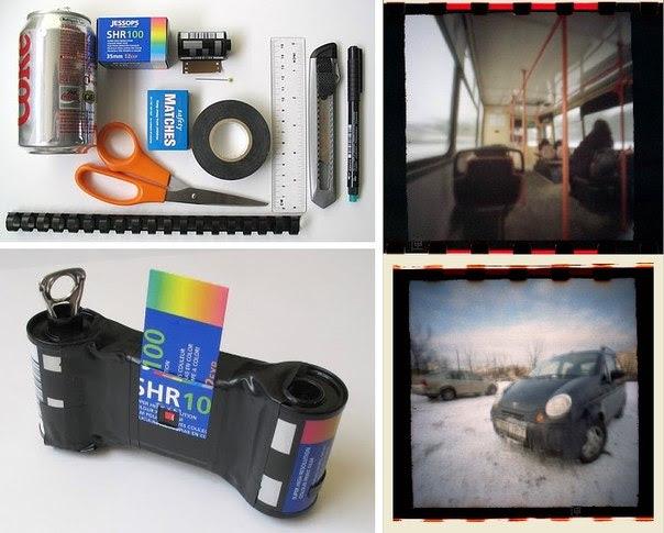 Как сделать для фотоаппарата своими руками 110