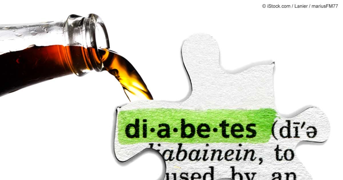 High-Fructose Corn Syrup Associated With Type 2 Diabetes