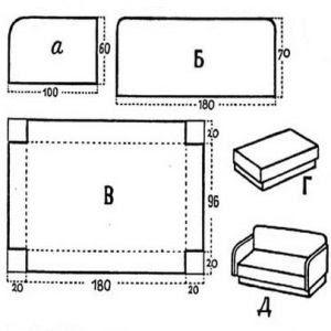 Мебель для куклы своими руками из картона и бумаги