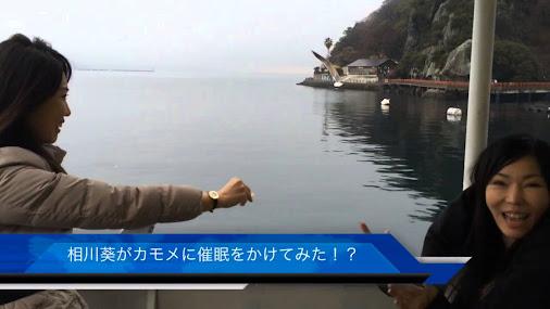 女催眠術師 相川葵がカモメに催眠をかけてみた 女催眠術師 相川葵がカモメに催眠をかけてみた