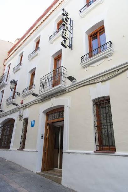 Hotel Castilla 1 ¿Dónde Dormir en Cáceres?