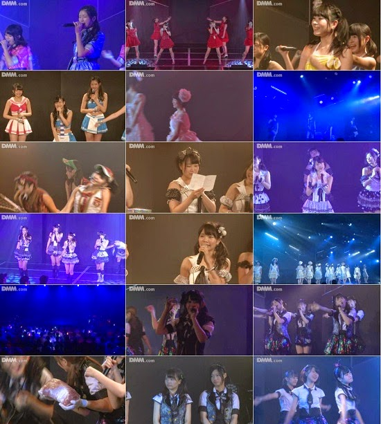 "(LIVE)(公演) HKT48 チームKIV ""シアターの女神"" 後藤泉の生誕祭 141005"