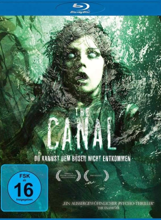 Filme Poster The Canal BRRip XviD & RMVB Legendado