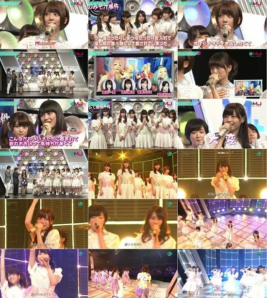 (TV-Music)(1080i) Nogizaka46 part – Music Japan 141012