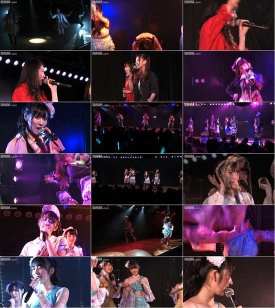 "(LIVE)(公演) AKB48 チーム4 ""アイドルの夜明け"" 岡田彩花の生誕祭 141026 & 141028 & 141104 & 141106"