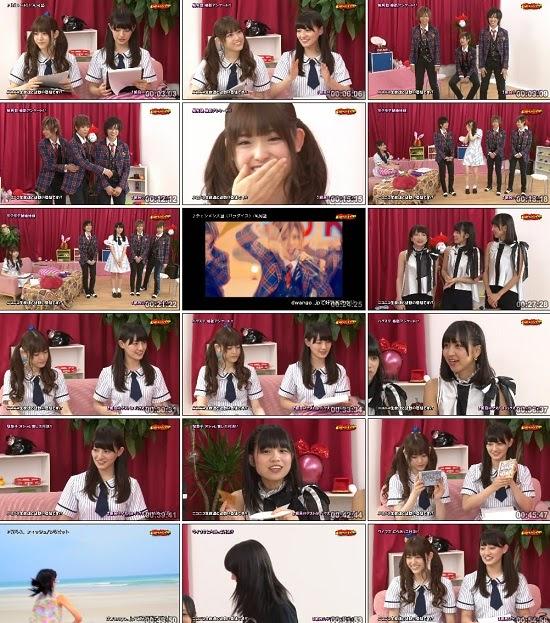 (TV-Variety)(1080i)(乃木坂46) 松村沙友理 中田花奈 – 生のアイドルが好き Nama no Idol ga Suki ep17 140913