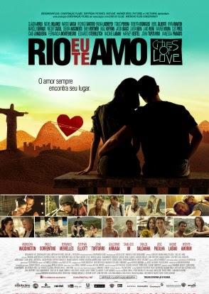 Filme Poster Rio, Eu Te Amo DVDRip XviD & RMVB