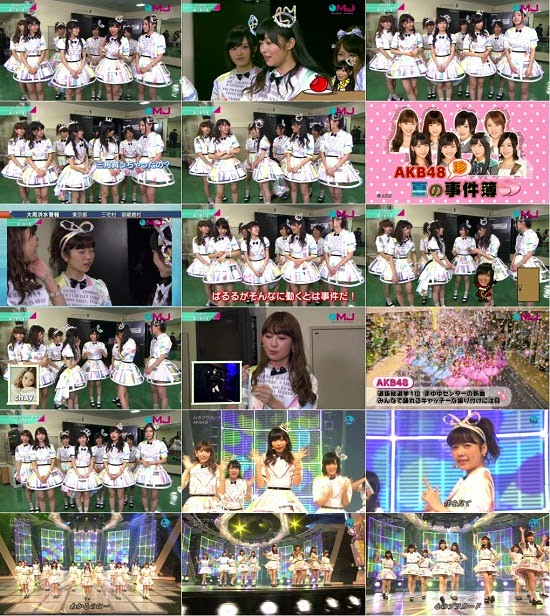 (TV-Music)(1080i) AKB48 Part (Music Japan) 140831